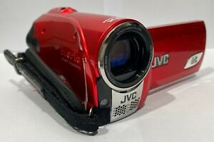JVC Everio GZ-MS100 MS100REK Camcorder 35x Optical Zoom