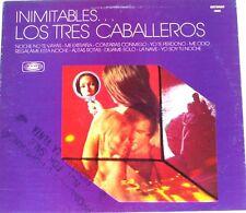 Los Tres Caballeros  Inimitables    LP
