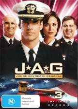 Jag - Complete Season 3 DVD [New/Sealed]
