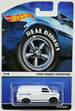 Hot Wheels Ford Transit Supervan Real Riders 2014