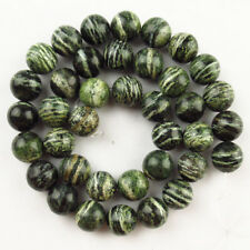 1Strand Seraphinite Round Ball Loose Bead 15.5 inch 10mm PY186