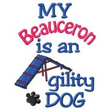 My Beauceron is An Agility Dog Fleece Jacket - Dc1734L Size S - Xxl