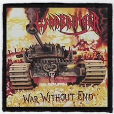 WARBRINGER PATCH / SPEED-THRASH-BLACK-DEATH METAL