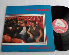 The NEIGHBORHOODS...The high hard one..HOLLAND LP ENIGMA/RESTLESS(1986)Power pop
