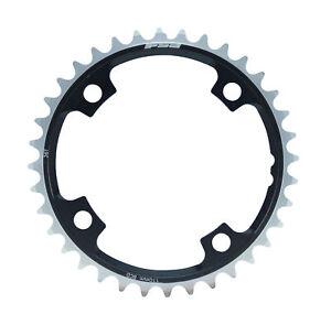 FSA Bicycle Cycle Bike Gossamer ABS Road 110BCD 2x11 Chainring Black