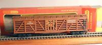 Tri-ang Hornby R.1261 C.P. Rail Stock Car (Canada) CN172350 brown Good boxed