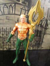 LOOSE The New 52 Aquaman from Super Heroes Vs Super-Villains Set DC Collectibles