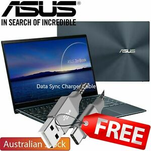 """ASUS 14"""" Zenbook FHD Intel Core i7-1165G7 512GB SSD 16GB RAM Laptop UX425EA"""