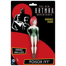 POISON IVY ANIMATED SERIES new Batman adventure Bendable Super Hero DC Comic toy
