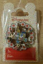 PIN Disneyland Paris SPINNER HAPPY BIRTHDAY OE