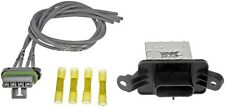Chevy Malibu Heater Blower Motor Resistor Kit 15831065 Dorman 973-509