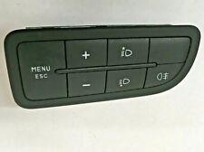 Fiat Grande Punto Headlight & Foglight Switch 05-09
