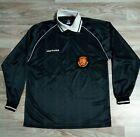 SOMERSET FOOTBALL ASSOCIATION Referee Shirt Jersey*Pro Star*Size L