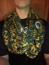 NFL Green Bay Packers INFINITY SCARF Womens Football Rally Sheer Neck Game