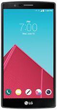 LG G4 LS991 - 32GB - Genuine Leather Black GSM UNLOCKED Smartphone