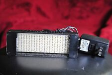 LITEPANELS LP20 + LED PORTABLE ON CAMERA LIGHT FOR 4K HD VIDEO CAMERA CAMCORDER