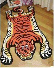 Tibetan tiger skin rug Small Size 59x100cm