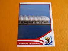 17 STADE NELSON MANDELA BAY PANINI FOOTBALL FIFA WORLD CUP 2010 COUPE MONDE