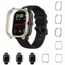 Watch Case 1g Ultra Light Scratch Resistant Pc Watch Cover For Amazfit Gts