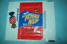 1968 Topps The Flying Nun Non Sport Bubble Gum Cards Wrapper (Empty)