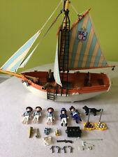 PLAYMOBIL 3740 goelette du roi schooner