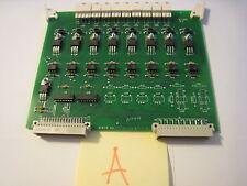 Used Tokheim Premier Gas Pump Valve Interface Board 421284-1