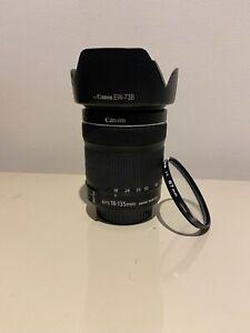 Canon EF-S 18-135mm f/3.5-5.6 IS STM Zoom camera Lens + 67mm filter