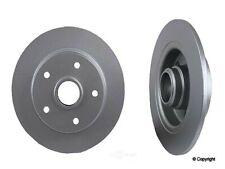 Meyle Disc Brake Rotor fits 1987-1992 Mazda 626,MX-6  WD EXPRESS