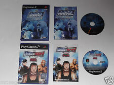 Smackdown Chiudi La Bocca & SMACKDOWN VS RAW 2008 per Playstation 2