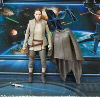 STAR WARS FIGURE 2018 SOLO COLLECTION REY THE LAST JEDI