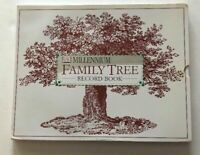 Millennium Family Tree Record Book by Caroline Ash; Deni Bown