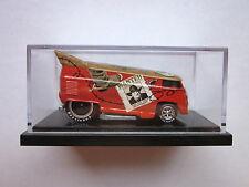 HOT WHEELS LIBERTY PROMOTIONS - OUTLAW WITH MUG SHOTS VW DRAG BUS - 245 of 1000