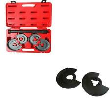 Top 5pc Coil Spring Compress Telescopic Repair Tool Kit Clamps For Mercedes Benz