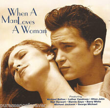 V/A - When A Man Loves A Woman (UK 20 Track CD Album)
