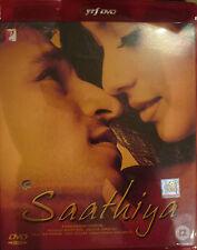 SAATHIYA YESH RAJ FILMS ORIGINAL BOLLYWOOD DVD