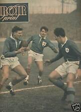 MIROIR SPRINT 1950 N 190 RUGBY : FRANCE - IRLANDE
