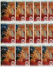 GUY CARBONNEAU 20 CARD LOT 1990-91 UPPER DECK #188 US & FRENCH VERSIONS HOF HABS