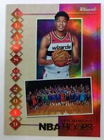 2019 Panini NBA Hoops Class of 2019 Holo Rui Hachimura Rookie RC #15, Wizards