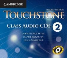 Touchstone, Level 2 by Michael McCarthy (2014, CD, Revised)