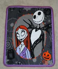 TODDLER CRIB QUILT/SHEET SET - DISNEY'S NIGHTMARE BEFORE CHRISTMAS -