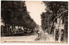 CPA 92 - LA GARENNE COLOMBES (Hauts de Seine) - Boulevard du Havre, Tram - E.M