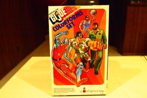 Adventure Team GI Joe Colorforms PlaySet No.605 Hasbro 1976  Unused