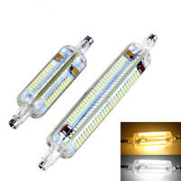 Nouvelle Lampe LED Silicone R7S 10 / 15W SMD3014 Lampe 78/118mm Ampoule Mode