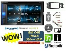 2006-2015 CHEVROLET GMC SILVERADO SIERRA SAVANA JVC Bluetooth CAR Stereo