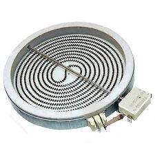 IGNIS Genuine Oven Cooker Ceramic Hotplate Element 180mm 1700w 230v Spare Part