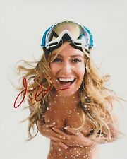 Jamie Anderson authentic signed autographed 8x10 photograph holo Coa
