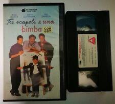 VHS - TRE SCAPOLI E UNA BIMBA di Emile Ardolino [TOUCHSTONE]