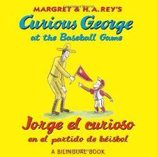 Jorge el curioso en el partido de bisbo/Curious George at the Baseball Game (b