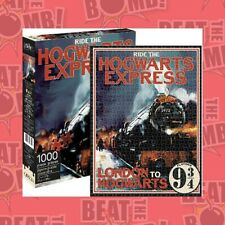 Harry Potter Hogwarts Express Puzzle 1,000 Pieces  - BRAND NEW