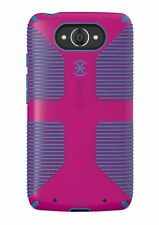 Speck Candyshell Grip Case Motorola Droid Turbo Lipstick Pink Jay Blue